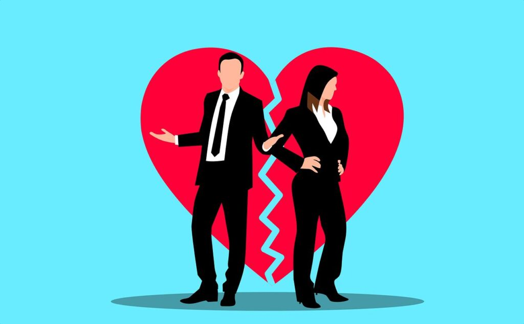 Contested divorce - procedure for divorce in india
