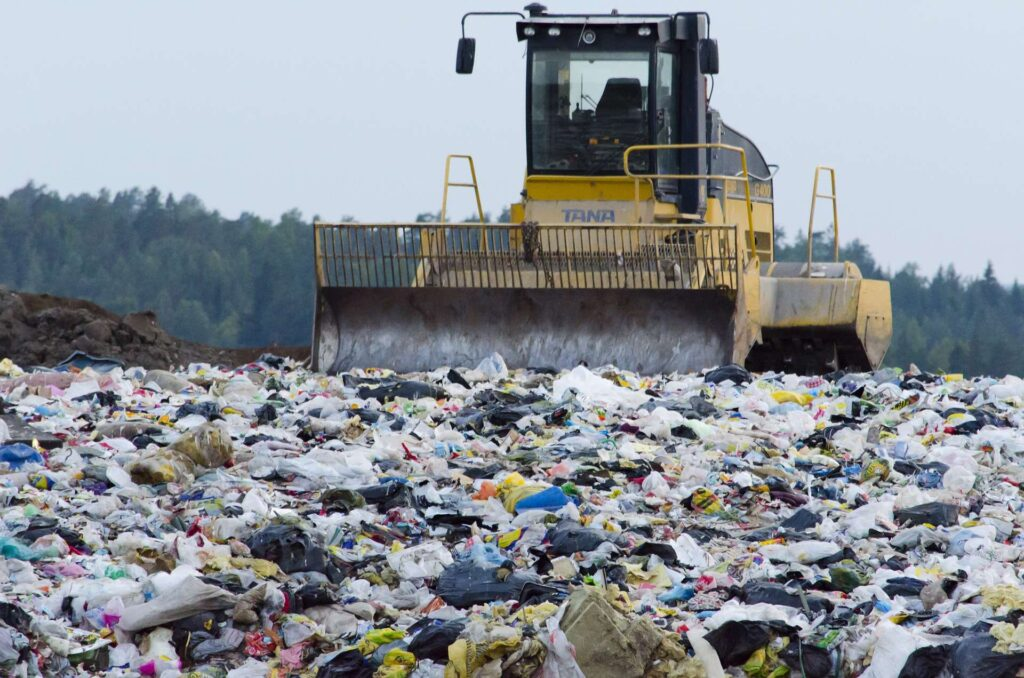 Methods of waste management in India.